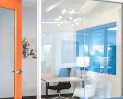 Private Office for 1 at Expansive - Cathedral Square