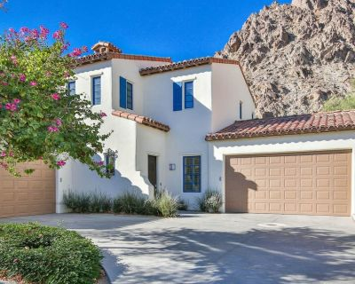 Luxurious 2-Story Spanish Townhome, Mtn. View, Private Patio, 2-Car Gar. and More! (T64) - La Quinta
