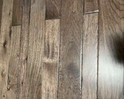 Handscraped Solid Hardwood Flooring
