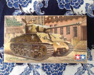 Sherman Easy Eight Tank