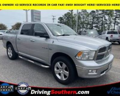 2009 Dodge Ram 1500 SLT Crew Cab Regular Bed 4WD