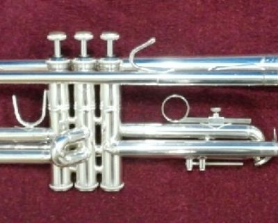 BACH OMEGA, GREAT TRUMPET !