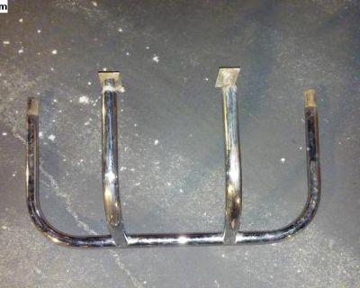baja Engine roll bar