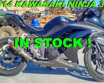 2014 Kawasaki Ninja 300 Sport Salinas, CA