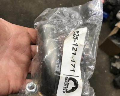 2.1 Vanagon coolant elbow pipe 025121171 stainless