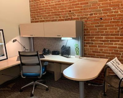 Private Office for 2 at Office Evolution - Denver/Downtown Market Street