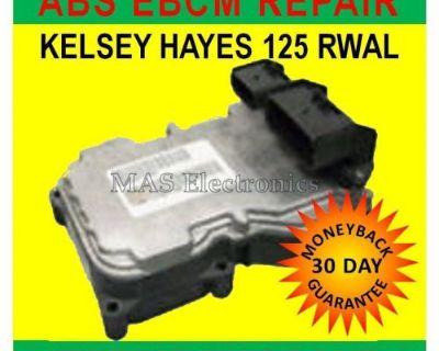 Fits Dodge Dakota - Abs / Ebcm Computer Module Repair Service 125 Rwal
