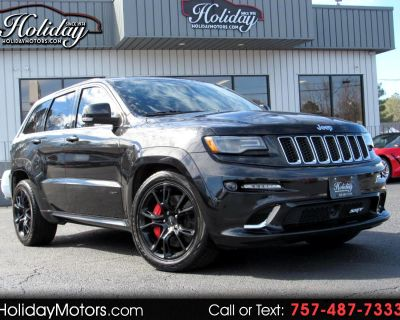 Used 2015 Jeep Grand Cherokee 4WD 4dr SRT