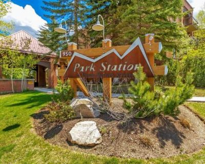 Walk to the lift, main street, restaurants, the free bus, everything! - Downtown Park City