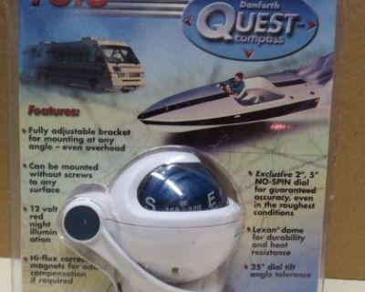 Rule Danforth Quest Compass #c101