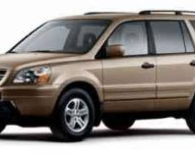 2004 Honda Pilot EX with DVD/Leather 4WD
