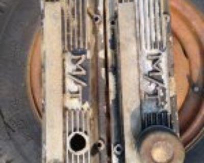 M/T Pontiac Valve Covers