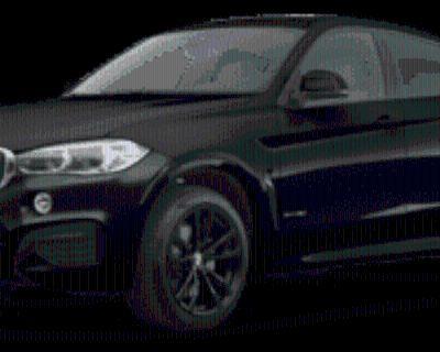 2019 BMW X6 35i