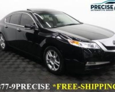 "2010 Acura TL FWD with Technology Package & 18"" Wheels"