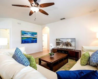 Luxurious 6BR Pool Villa,2.5 Miles to Disney - Windsor Hills