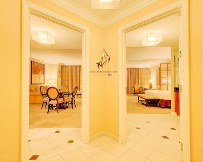 Abz # 4, MGM Signature 2 Bedroom 2 Bath Balcony Suite - Las Vegas Strip