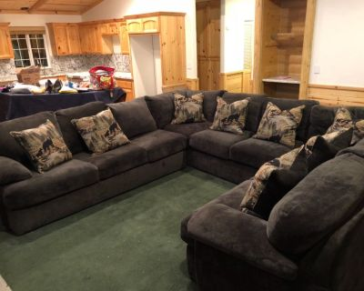 Sofa Sectional/Sleeper