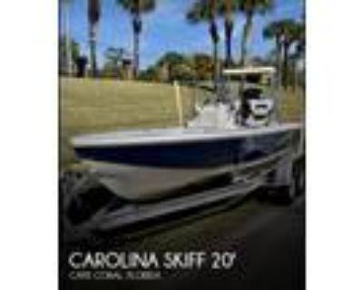 20 foot Carolina Skiff Sea Chaser