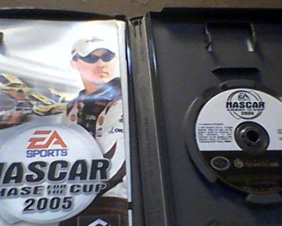 Nintendo Gamecube Nascar Chase For The Cup 2005