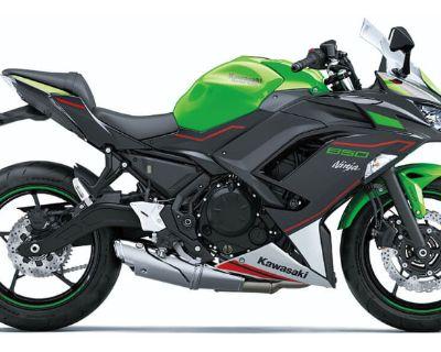 2022 Kawasaki Ninja 650 ABS KRT Edition Sport Johnson City, TN