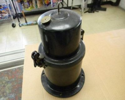 Model T Ford Rare 1913-14 Carbide Generator Very Straigh And Nice