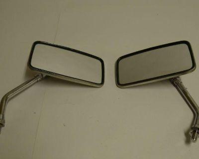Yamaha Xv750 Xv 750 Virago Mirrors
