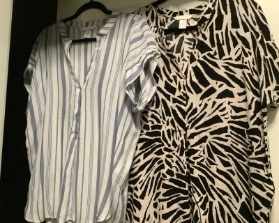 New tops $7 or both for $10
