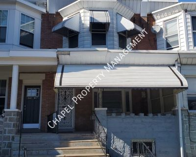 3 Bedroom 2 Bath House in Overbrook