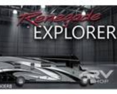 2022 Renegade Explorer 40ERB