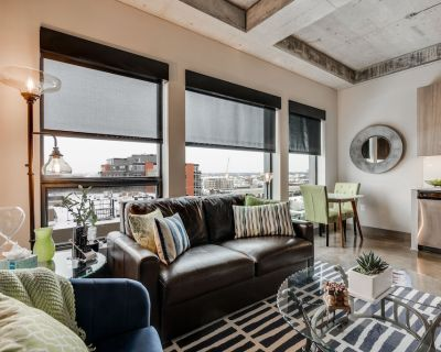 Minnestay Sable 84 - One Bedroom Luxury Condo North Loop Shopping+dining - Warehouse District