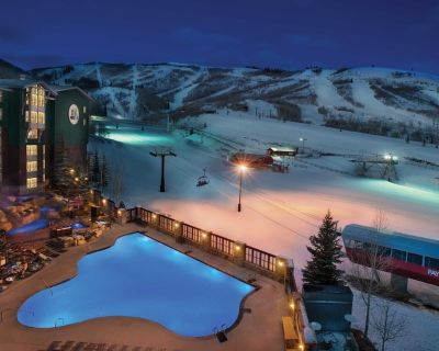 four bedroom ski resort suite at Worldmark-Miners club - Park City