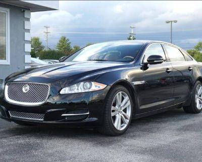 2013 Jaguar XJ Portfolio