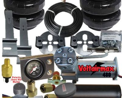 Towing Air Kit Compressor, 1992-1999 Tahoe Everything Shown Description Below
