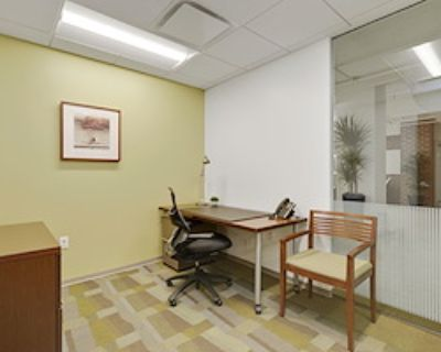 Private Office for 1 at Carr Workplaces - Georgetown