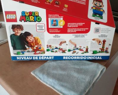 Lego New in a box