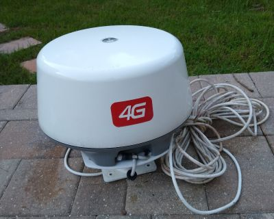 Simrad 4G radar dome and mounting bracket $800