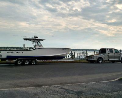 2006 GMC c5500 diesel topkick for sale $36,400 - Boat Hauler