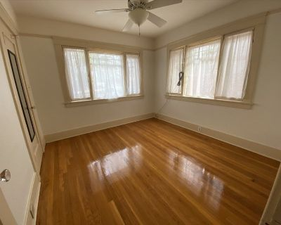 Unfurnished room in furnished North Park Craftsman