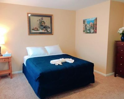 Beautiful apartment in Historic Downtown area, perfect for long term stays - Downtown Greensboro