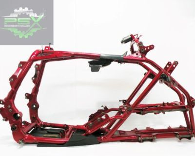 2005 Yfz450 Yfz 450 Frame Chassis With Skid Plate