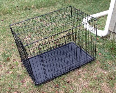 Wire Dog Crate - Great Condition! (See Pic)