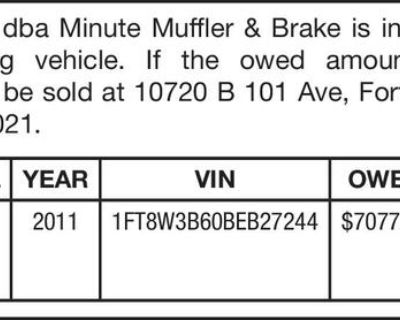 Ford 10720 B 101 Ave