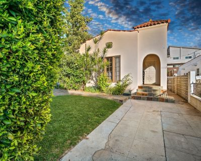 Central Prime West Hollywood Spanish Home/duplex. Excellent Walk Score! - West Hollywood
