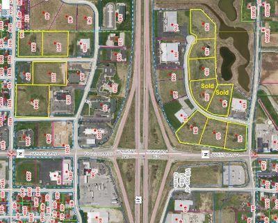 Lot 9 Light commercial/flex space land