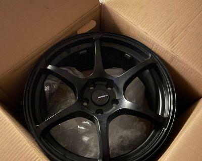 Texas - AVID AV26 wheels