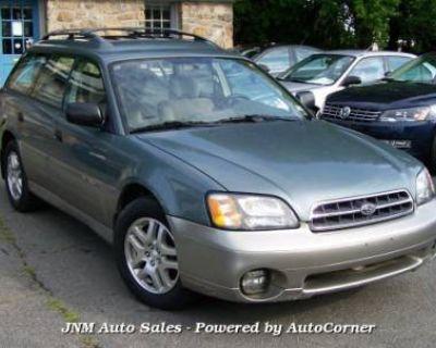 2001 Subaru Outback Base