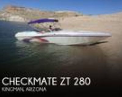 28 foot Checkmate 28