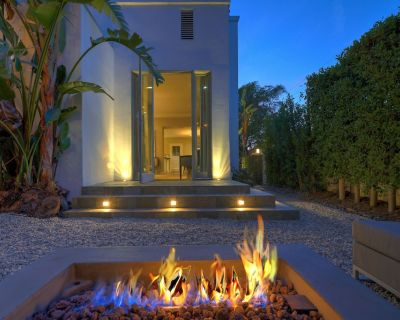 West Hollywood/Los Angeles Architectural Digest Home Off Melrose - Melrose