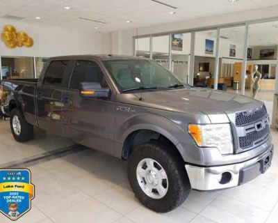 Used 2013 Ford F-150 2WD SuperCrew 157