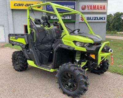 2021 Can-Am Defender X MR HD10 Utility SxS Brilliant, OH